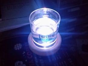 RGB LED Coaster