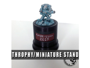 Trophy / Miniature Stand