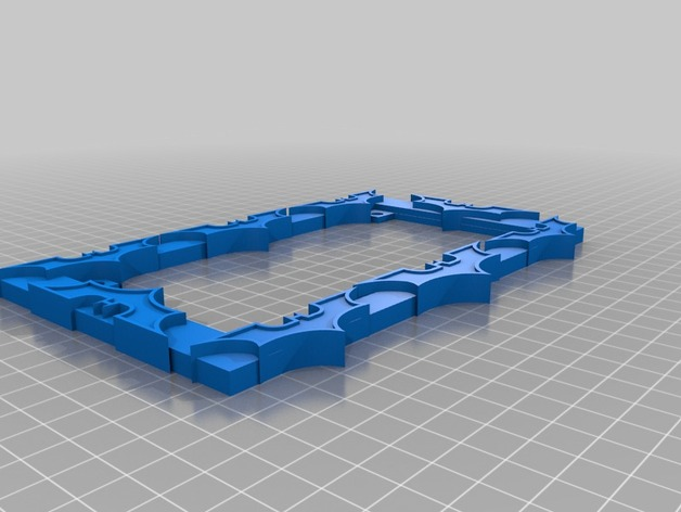 bat logo license plate frame for motorcycles by 3dgringo thingiverse