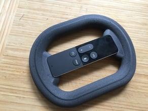 Apple TV 4 Remote super minimalistic steering wheel