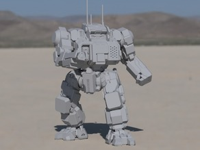 HGN-732 Highlander for Battletech