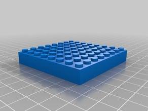 8 x 8 Lego Brick
