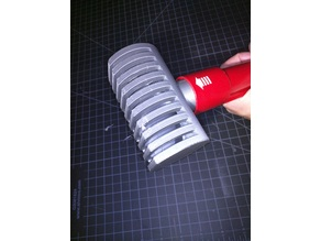 The nFurminator - fits the Dyson Vaccum - Pet Hair  Nozzle