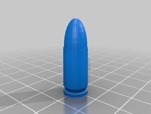 9mm Bullet Replica