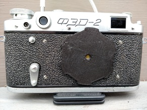 terraPin Leica Thread Mount Pinhole Body Cap