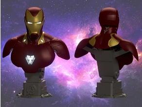 Iron Man Mark 50 Bust - Avengers: Infinity War