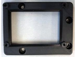 Arduino Nano Adapter Frame for Eggbot