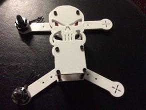 skull and bones 180 mini quadcopter