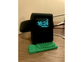 Mouse & Keyboard for Apple Watch charger