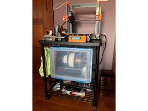 Compact 3D Printer Workstation