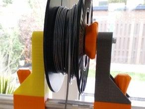 Quick change spoolholder for K8200 / 3Drag or other frame printers