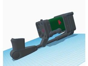 Oculus Fallout New Vegas Laser Pistol
