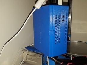 Azteeg X5 Mini v3.0 case for aluminum frame