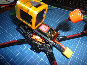"Rotorama Faust 7"" GPS Antenna Mount"