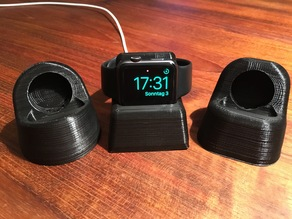 New Apple Watch 360 Charging Dock 3 Designs for 38mm & 42mm Version