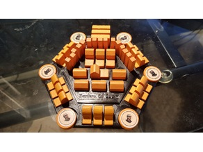 Settlers of Catan - Piece Holder - Seafarers, Cities & Knights