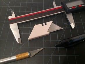 Razor Blade Grip