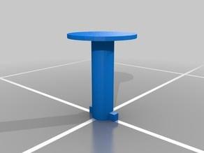 Proxxon upright sanding wand (round)