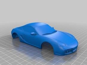 Porsche Cayman S for OpenZ 98mm Wheelbase.