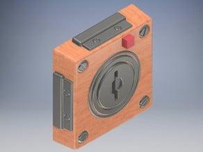 Rust Key Lock