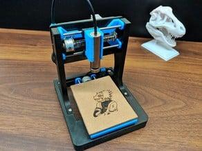 Mini CNC Laser Engraver