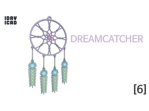 [1DAY_1CAD] DREAMCATCHER [6]