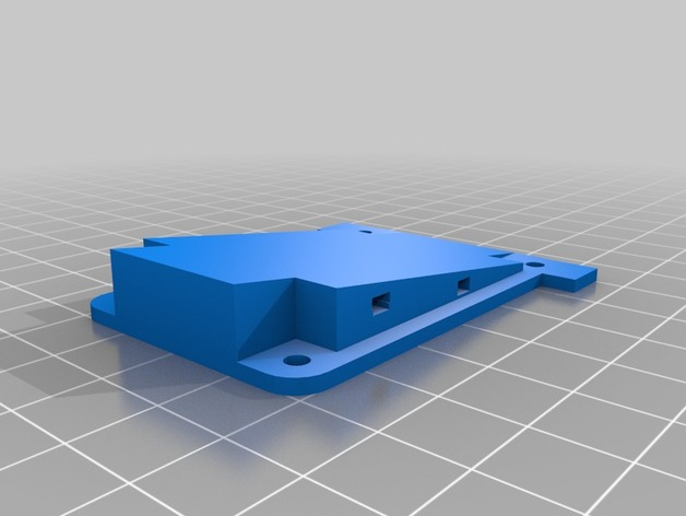 Mobius 10 Degree Plate for ZMR250