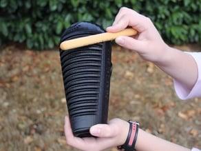 Guiro Percussion Instrument