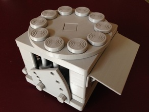 Turntable for Spraying Miniatures
