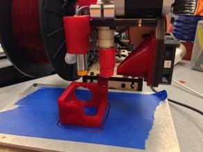 PrintrProbe Z-Probe Mount for 2014 Makers Simple Kit