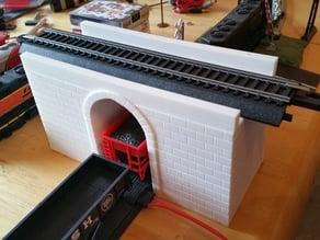 HO Brick Arch Bridge