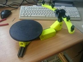 Platform (plate) for the 30 $ DIY 3D scanner