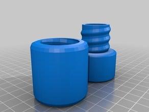 Geocache Micro Container