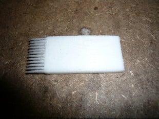 Condenser Comb for A/C units