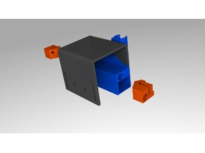 Sapphire S 3D printer belt tensioner