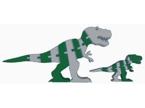 Flexi T-Rex Remix