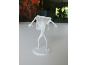Dark Souls Mimic 3D print