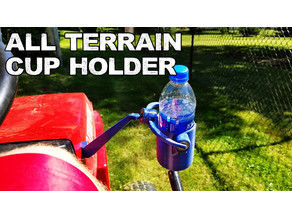 No Spill (reduced spill) Cup Holder - The Gumbal