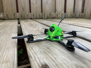 THUG FOOFIGHTER / POWERWHOOP CADDX EOS CANOPY SET