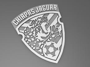 Liga MX - Chiapas Jaguares - easy print
