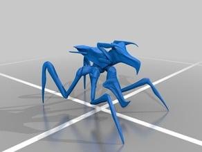 Arachnid bug (starship Troopers)