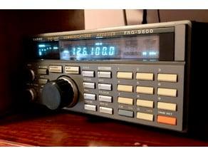 Yaesu FRG9600 6mm tuning knob