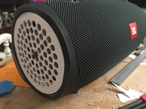Protective grill to JBL Xtreme 2 passive elements
