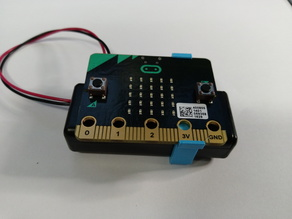 BBC Microbit battery pack holder (badge battery holder)