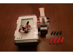 Spare pins for Legos, Mindstorms, and other building toys.