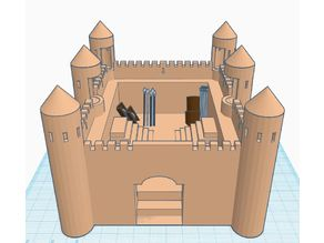Fort & middle ages weapons