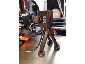 Camera Module 38x38mm Housing and improved tripod stand