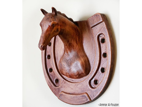 Horse Wall Mount
