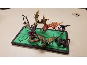 Monster Hunter Figure Builder Bases