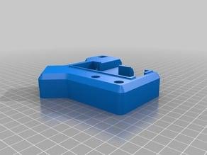 CR-10 SD Card Adapter Holder + Rasperry Pi Zero Holder